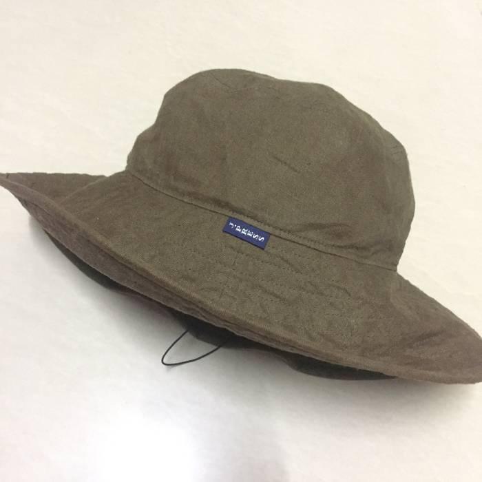 Vintage Linen blend bucket hat Size one size - Hats for Sale - Grailed b6363e3c470