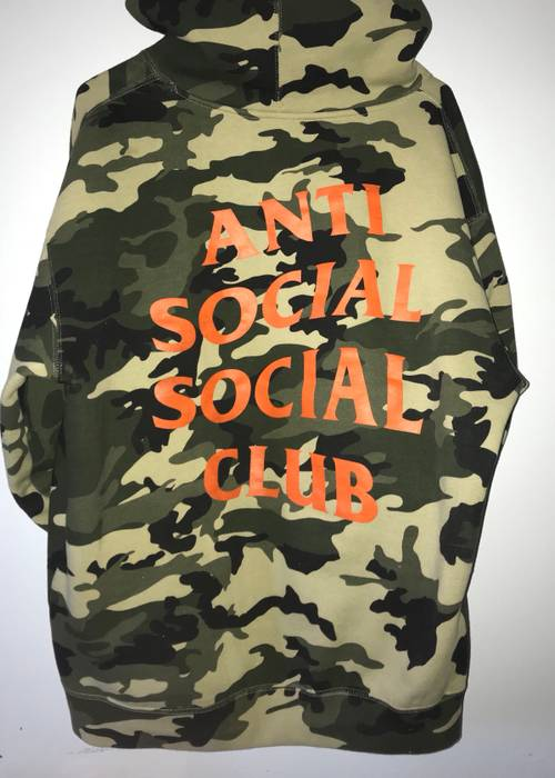 eb400c7c472d Antisocial Social Club Antisocial Social Club Sixth St Hoodie Size m ...