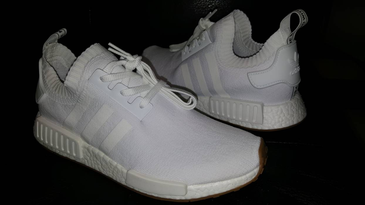9fc726032f38 Adidas Adidas NMD R1 White Gum Deadstock Size 11 - Low-Top Sneakers ...