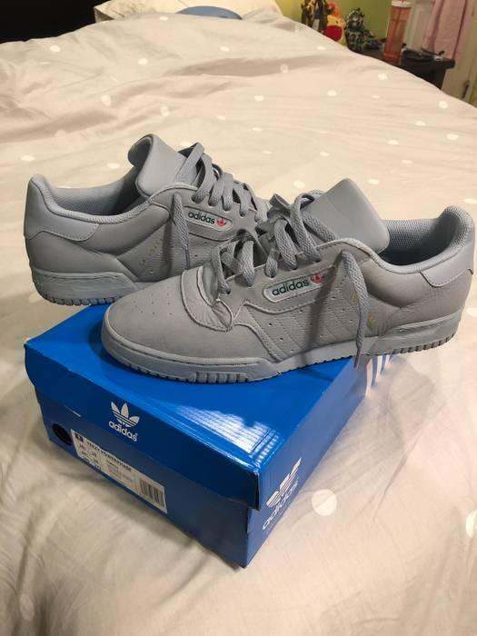 3300c5185872 Adidas Yeezy Powerphase Calabasas Grey Adidas Size 10.5 - Low-Top ...