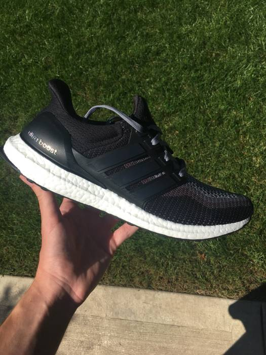 7c2e44fc9 Adidas Ultra Boost 2.0 Grey Black Gradient Size 11 - Low-Top ...