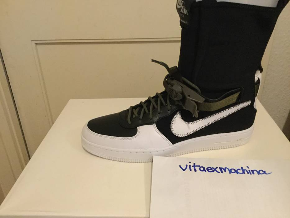 first rate f79ee f053b Nike NikeLab x Acronym Air Force 1 Downtown HI SP Size US 12  EU 45