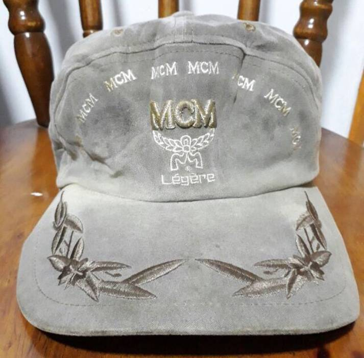 MCM MCM Legere Baseball Hat Size one size - Hats for Sale - Grailed 2ffe6f1b46ff