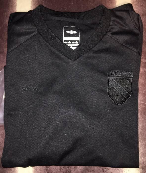 Supreme Supreme X Umbro Arabic Soccer Jersey Size l - Jerseys for ... 843dc9916