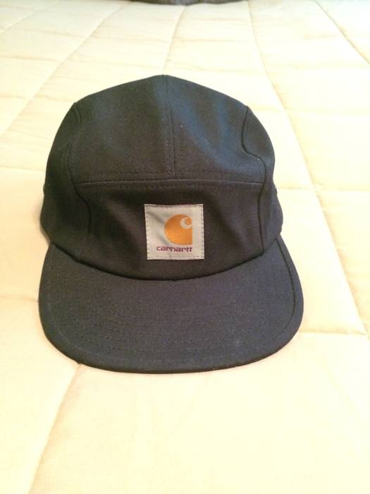 2fcf403060c Carhartt Wip Black Backley 5 Panel Hat Size one size - Hats for Sale ...