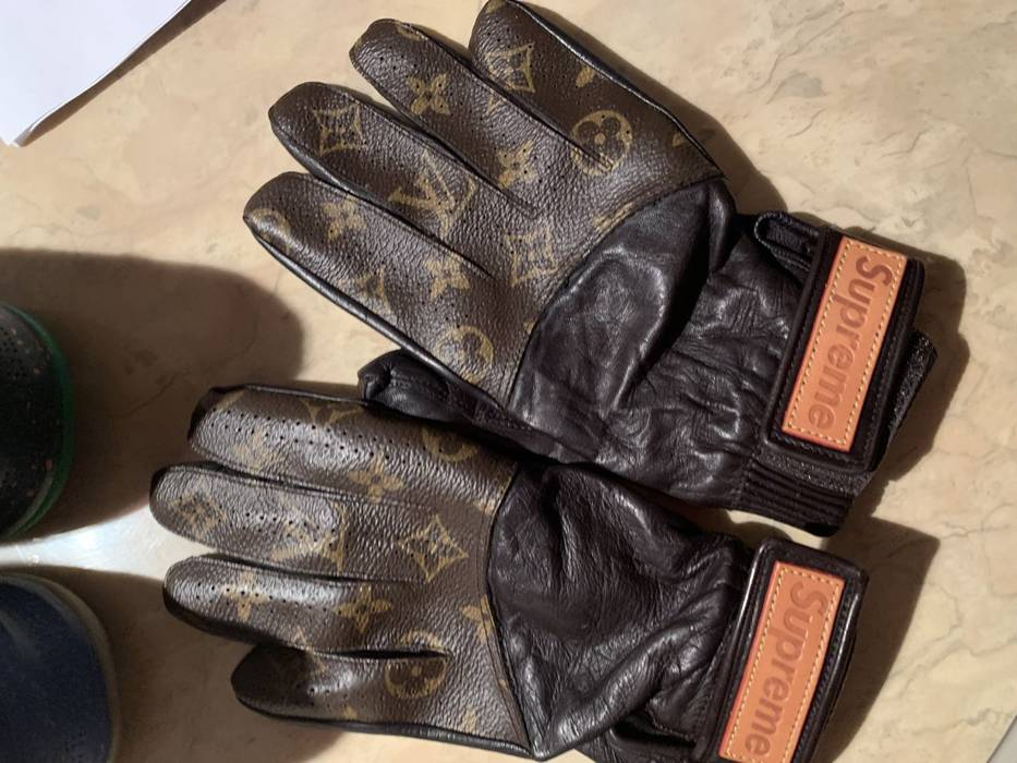 Supreme Supreme Louis Vuitton Size One Size Gloves Scarves For
