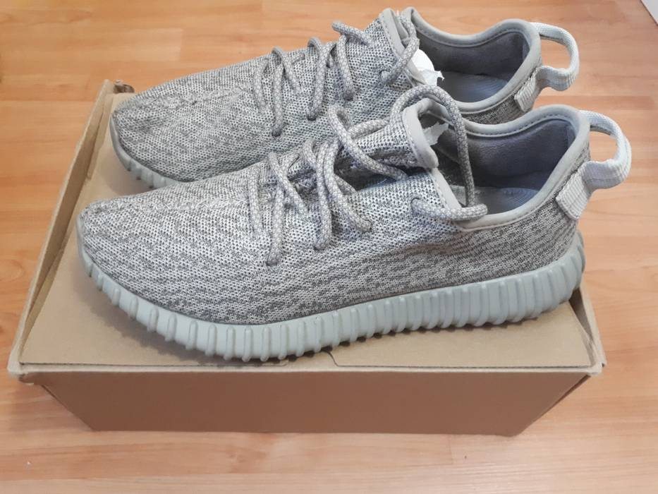 e82b4f085739 Adidas Kanye West Yeezy 350 V1 Moonrock Size 7.5 - Low-Top Sneakers ...