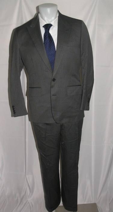 Savile Row Fallon Harvery Savile Row Two Button Bespoke Suit 40 S