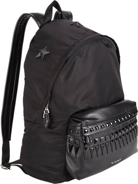 e44deb237e07 Givenchy Studded Classic Backpack Leather Size one size - Bags ...