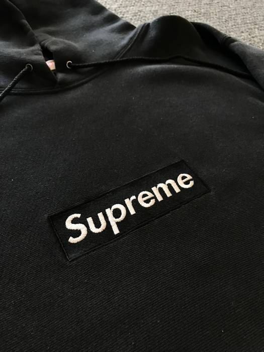 Supreme 1994 Black Box Logo Hoodie Size l - Sweatshirts   Hoodies ... 8f74db8cd2c6