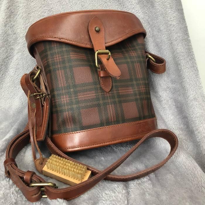 fd24d634f3 Polo Ralph Lauren FINAL SALE - RARE vintage Polo Ralph Lauren brown ...