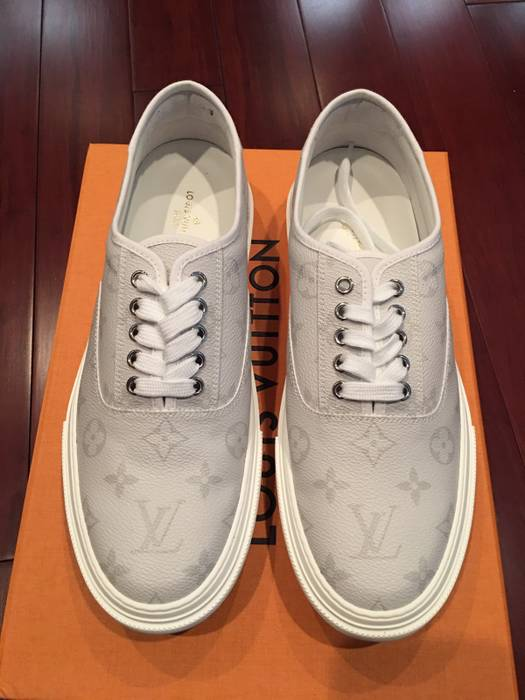 Louis Vuitton Trocadero Sneaker Size 9.5 - Low-Top Sneakers for Sale ... 4a6d48a0a6f