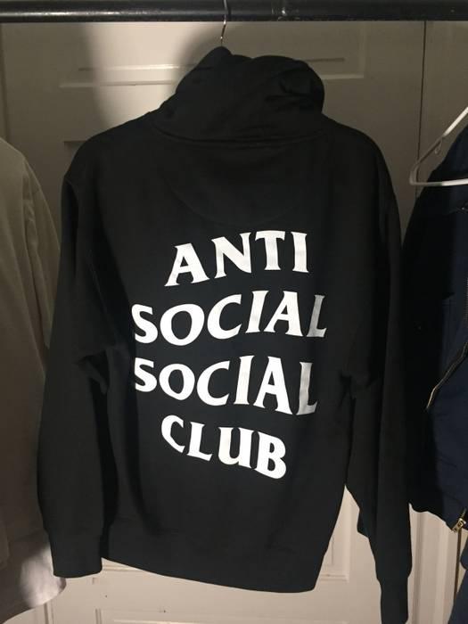 1d6bb9496616 Antisocial Social Club. Mind Games Hoodie
