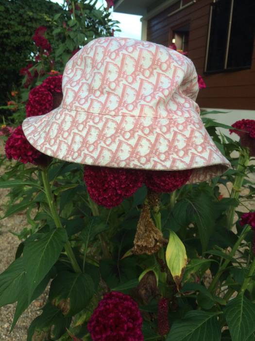 Dior Christian Dior CD Monogram Bucket Hat Size one size - Hats for ... 089ee888b1d