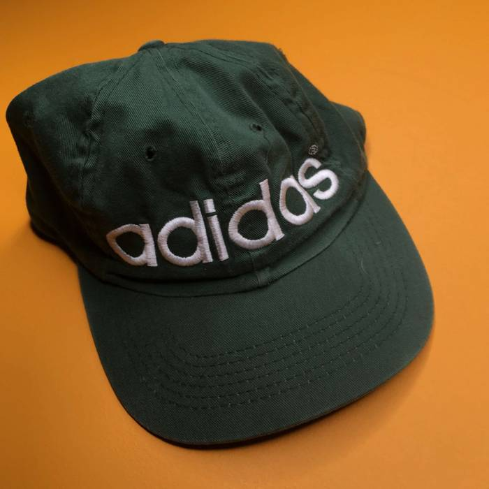 8708ed02f6d Adidas Vintage Adidas Hat Size one size - Hats for Sale - Grailed