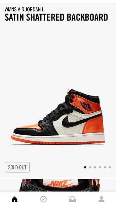 Jordan Brand. Women s Air Jordan Retro 1 High OG Sayin Shattered Backboard 47a110e433