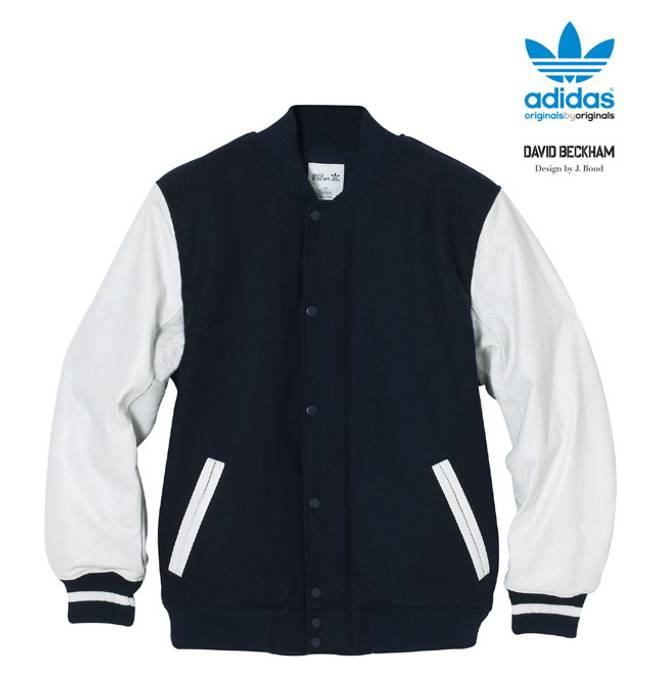 Adidas NEW ADIDAS ObyO - JAMES BOND for DAVID BECKHAM - DB VARSITY ... 8dcaa6139b