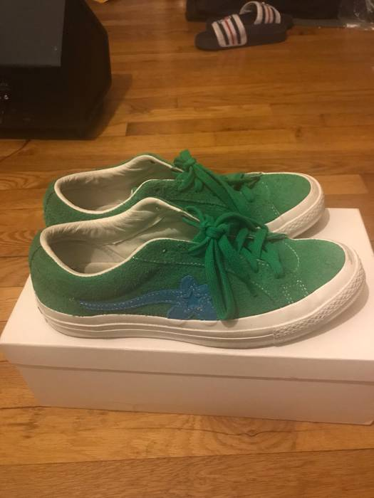 153515c1694 Golf Wang Golf Le fleurs Tyler the Creator shoes Size 7 - Low-Top ...