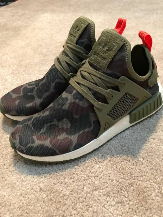 4335977cd Adidas NMD XR1 Duck Camo Size 12 - Low-Top Sneakers for Sale - Grailed
