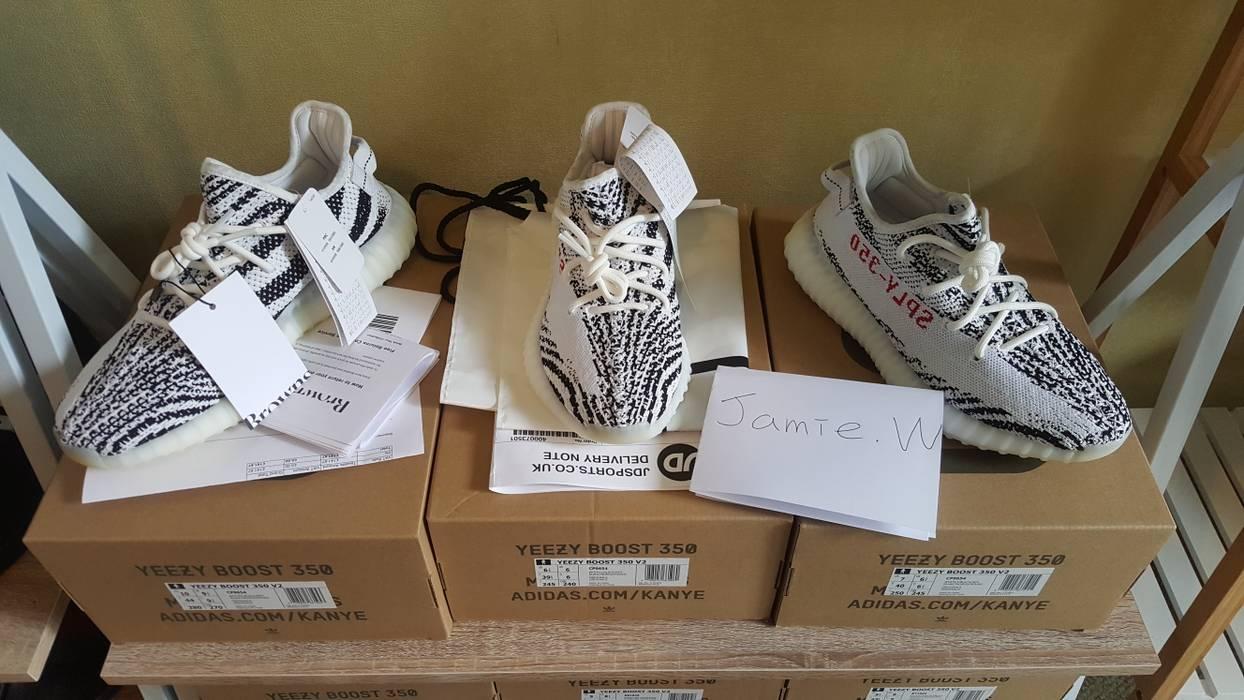 b162dca310d6b Adidas Kanye West. Yeezy 350 V2 Zebra VNDS Size us6.5. Size  US 6.5   EU 39- 40