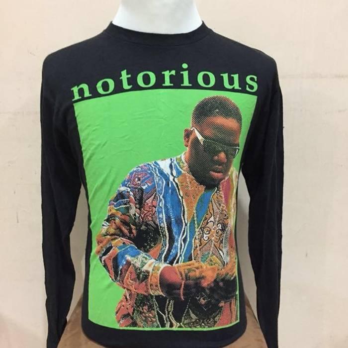 eb3144d7d Brooklyn Mint Notorious Big Shirt Size M Hip Hop Rap rappers Size m ...
