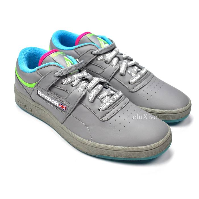 fcfa38f4daeb Palace Club Workout Palace Gray Sneakers DS Size 9 - Low-Top ...