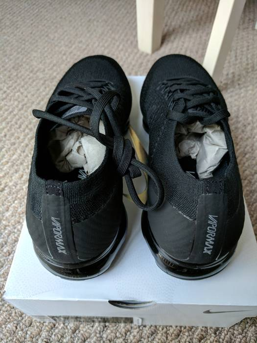 1b76da453be Nike Nike Air VaporMax Triple Black 3.0 Size 11 - Low-Top Sneakers ...