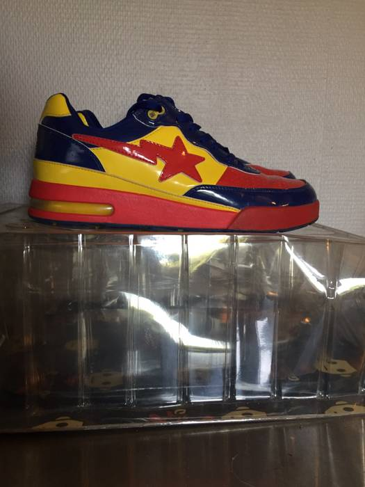 Bape Bape Roadsta DC Comics Superman Size 11.5 - Low-Top Sneakers ... 072a26365d