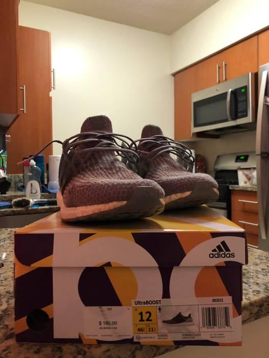 1b027b3cfb324 Adidas Ultra boost 3.0 Grey Four Trace Pink Size US 12   EU 45 - 1