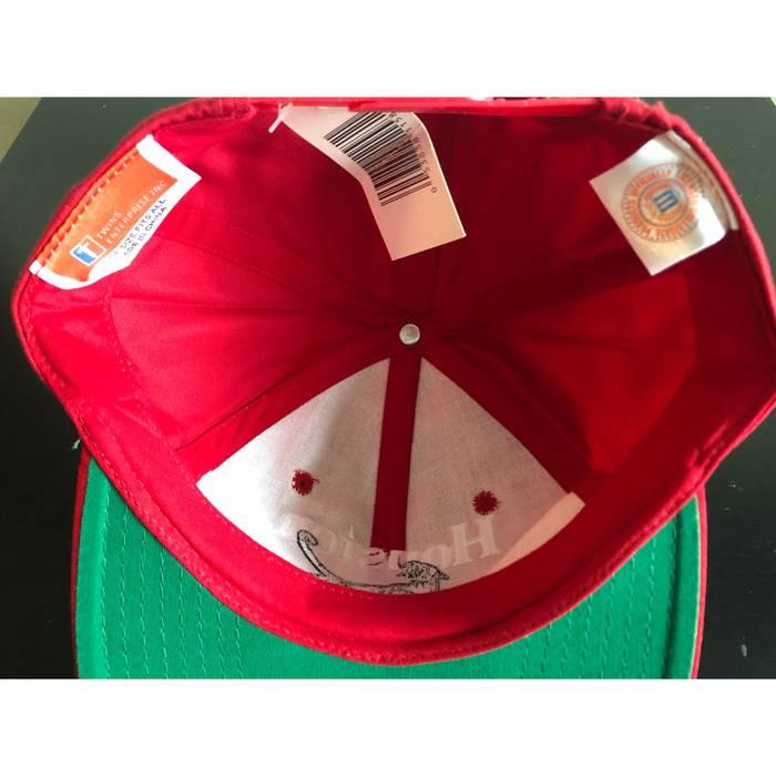promo code c002e ebc3d ... hat 83004 188b6 cheap vintage vintage 90s rare university of houston  cougars snapback nwt size one size 4 93c4f get university of red ...