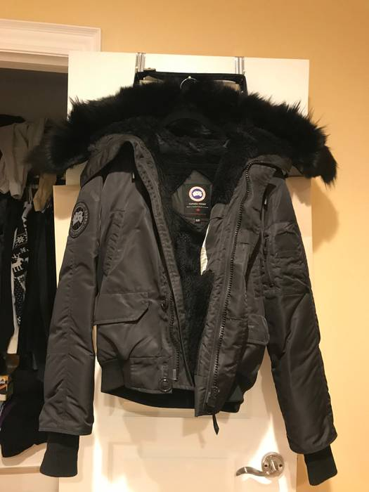 canada goose exclusive canada goose x ovo bomber 2010 edition size