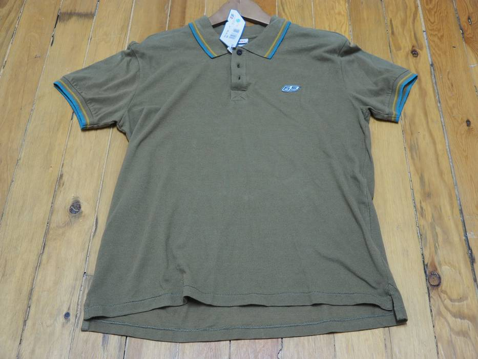 55dsl 55DSL Murra Polo Shirt Size L