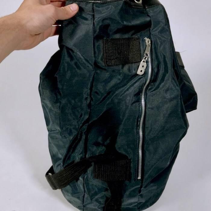 Vintage 90 S Benetton One Strap Bag Size 1