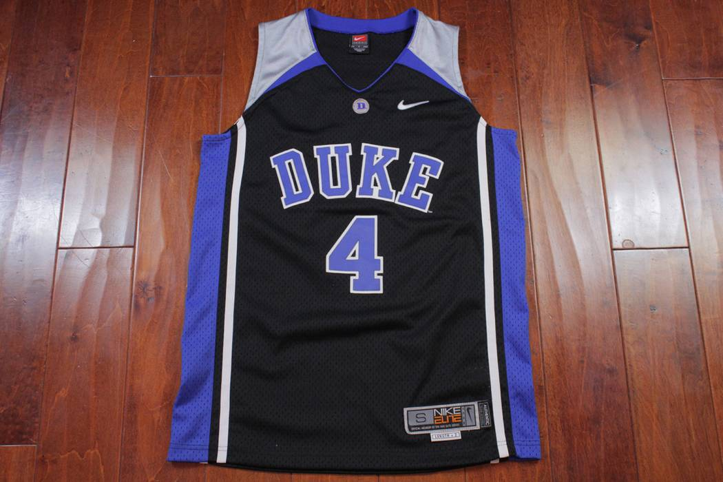 79379d164f10 ... promo code for nike nike elite duke university jj redick basketball  jersey 4 size small mens