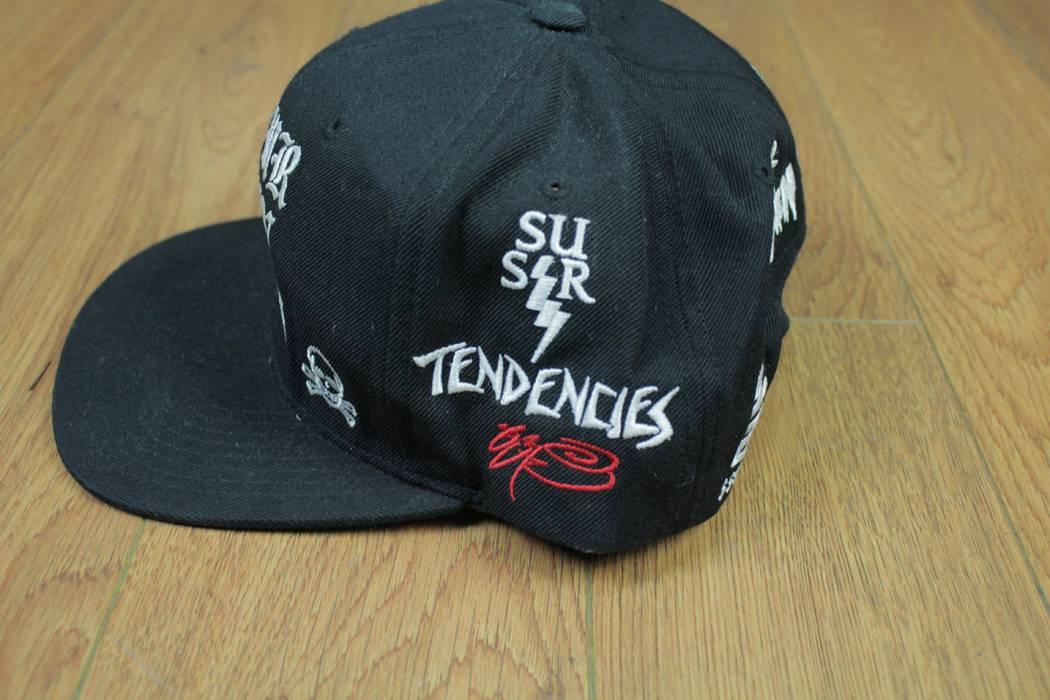 Ssur Been Trill x SSUR New York Snapback Misfits Tendencies Black Snapback  Hat Panel Adjustable Size be61b40251db