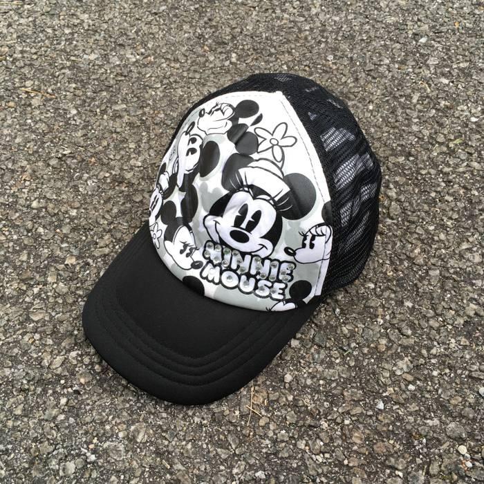 Mickey Mouse MINNIE MOUSE Cap Vintage Minnie Mouse Trucker Snapback Cartoon  Walt Disney Mickey Hat White 251073127c4