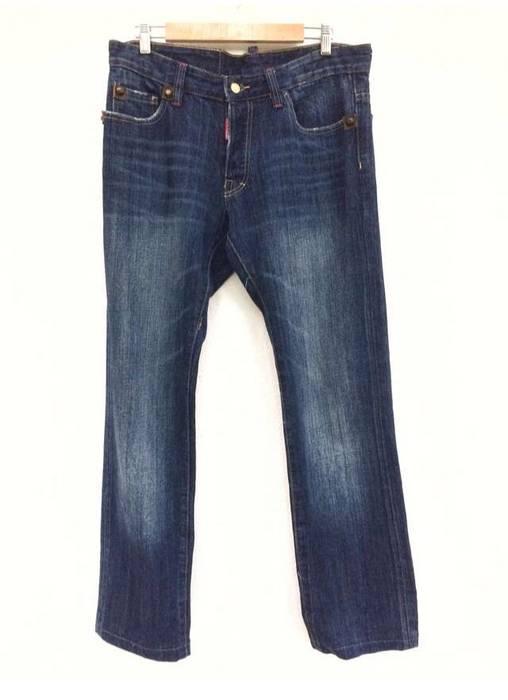 Dsquared2 Dsquared2 LORD Blue Denim Jeans Size 36 - Denim for Sale ... 64cb3c59b7d