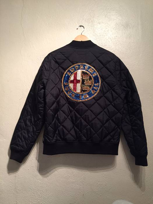 Supreme Alfa Romeo Jacket Size L Bombers For Sale Grailed