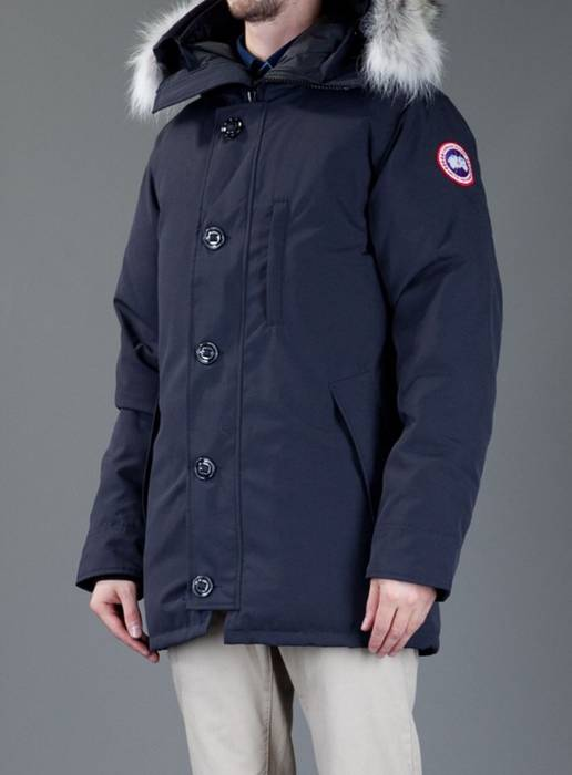 9e8b9d017b1 Canada Goose Navy Chateau Parka For Men Size s - Parkas for Sale ...