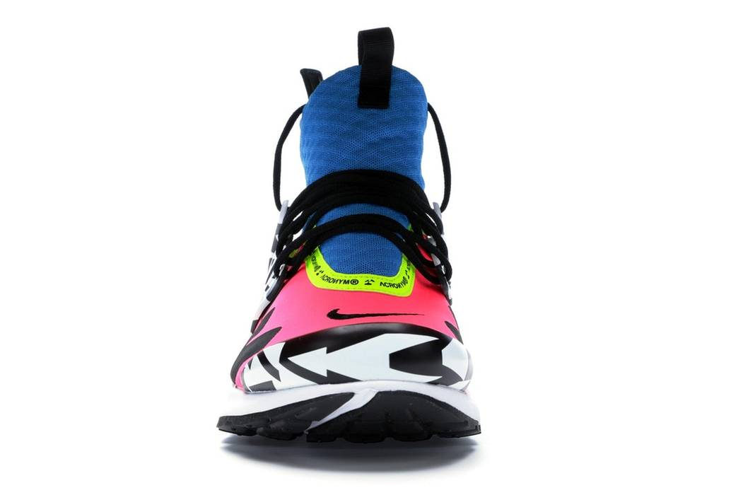 7158090a8e22 Nike NWT Air Presto Mid Acronym Racer Pink (US 11) Size 11 - Hi-Top ...