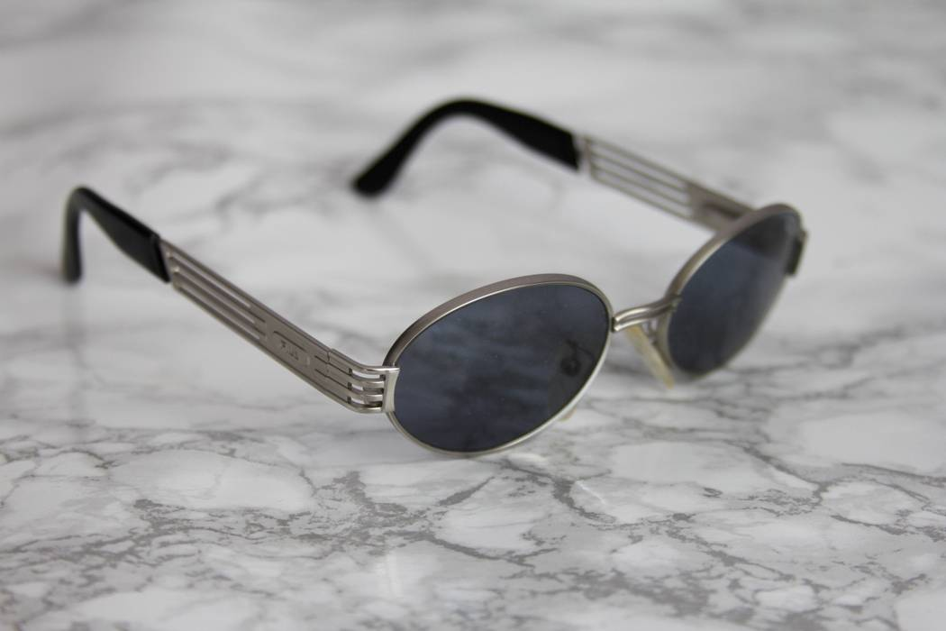 fb277d0720 Fila Vintage Round Sunglasses Size one size - Glasses for Sale - Grailed