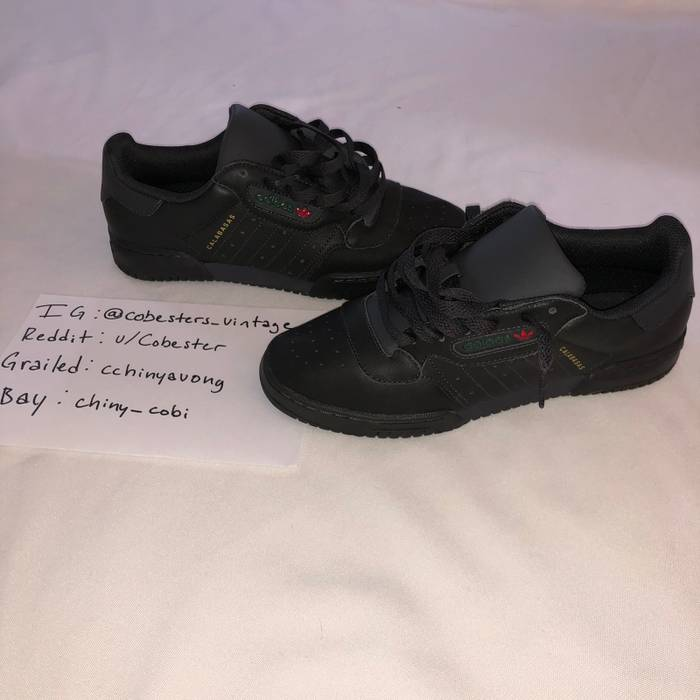 43fc5f1db Adidas Black Yeezy Calabasas Powerphase Size 6 - Low-Top Sneakers ...