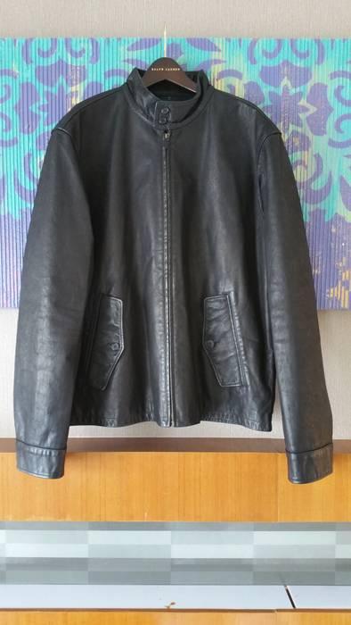 744de604ae2f Ralph Lauren Polo Ralph Lauren Barracuda Leather Jacket Size xxl ...