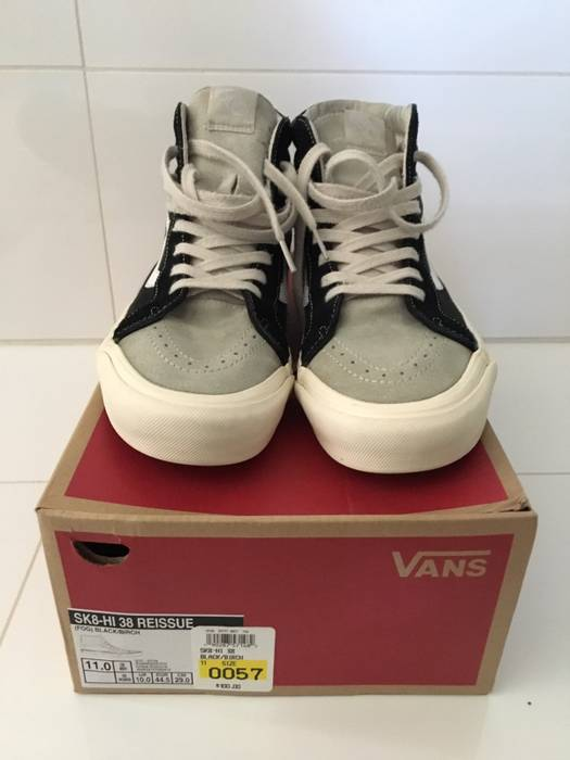 b05e6a8ff5 Vans Fog X Vans Sk8-hi 38 Reissue Size 11 - Hi-Top Sneakers for Sale ...