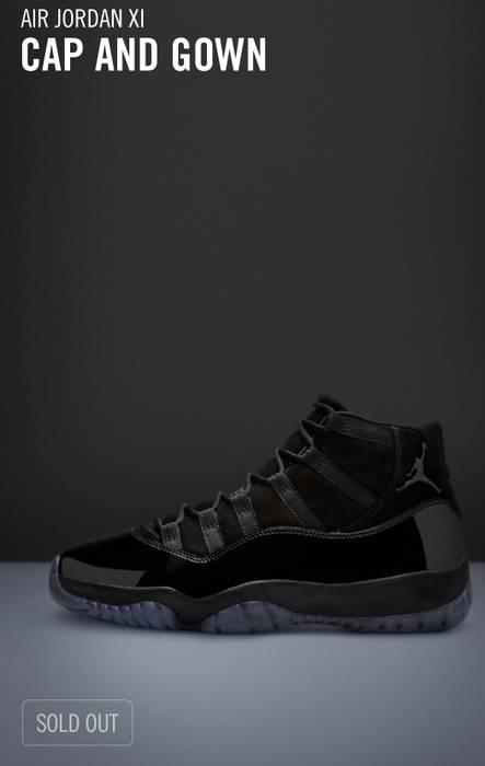 Jordan Brand Retro 11 Cap And Gown Size 10.5 - Hi-Top Sneakers for ... bd91cd5cd