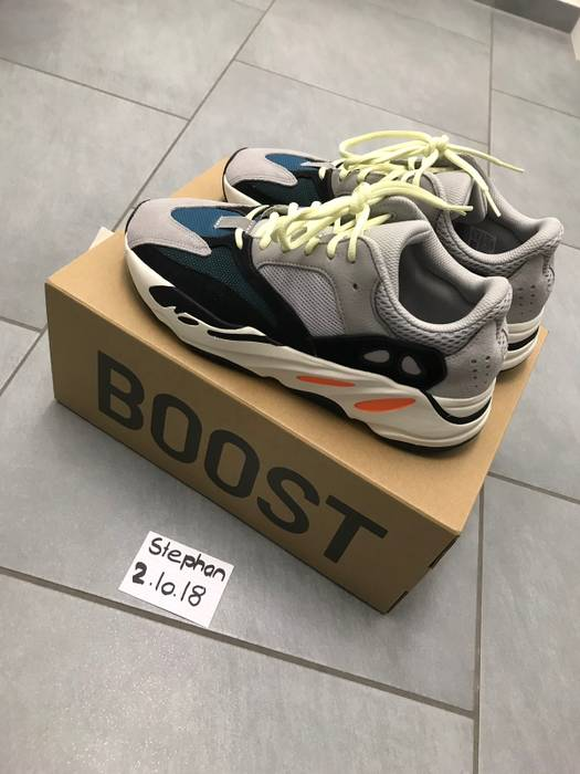 5552b61150768 Adidas Adidas Yeezy Boost 700 Wave Runner OG Size 9.5 - Low-Top ...