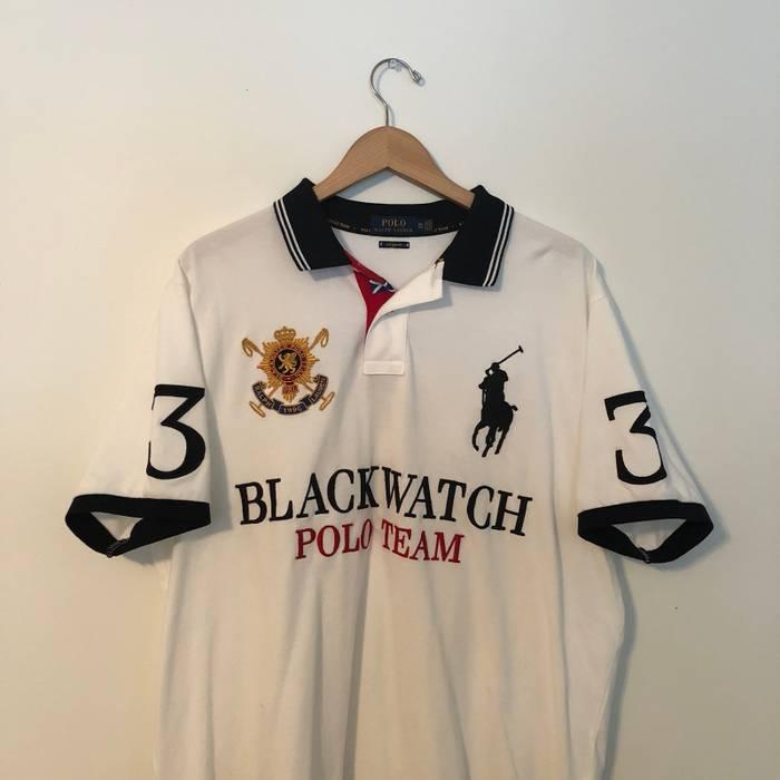 6bc41560ba26 Polo Ralph Lauren Black Watch Polo Team Polo Shirt Size xl - Polos ...