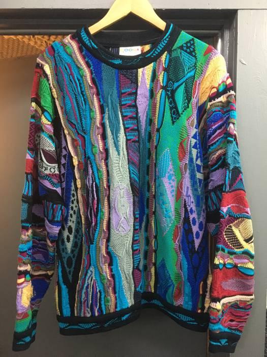 Coogi Vintage Coogi Sweater Crewneck Classic Og Perfect Biggie Size Us L Eu 52