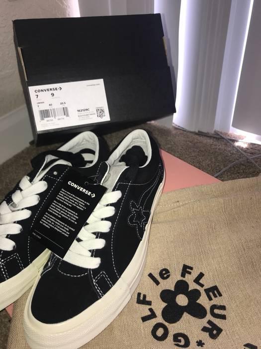 387cee99c54 Converse Golf Le Fleur OX Black Size 7 - Low-Top Sneakers for Sale ...