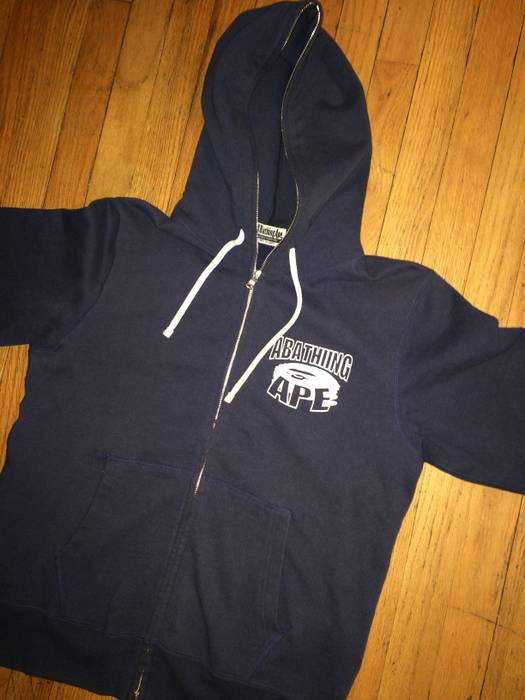 9d2d5f3fa449 Bape Bape Hoodie Size m - Sweatshirts   Hoodies for Sale - Grailed